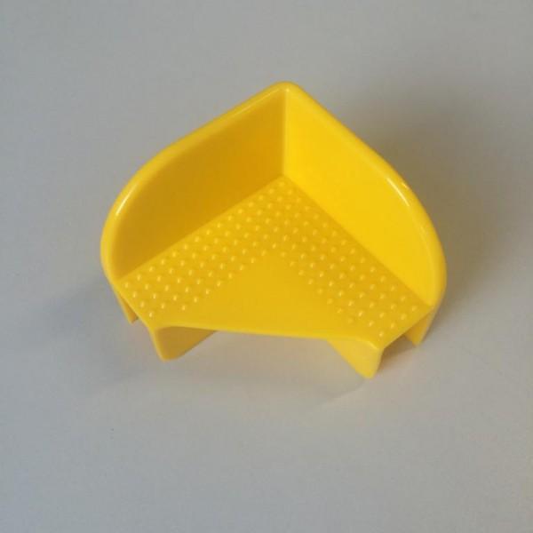 PE-Stapelecke in gelb