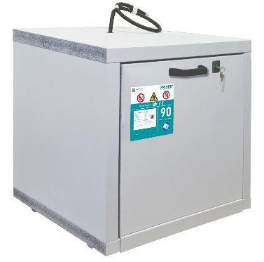 Untertisch-Auszugsschrank PRIOCAB Typ 90 / F90-1 AFS