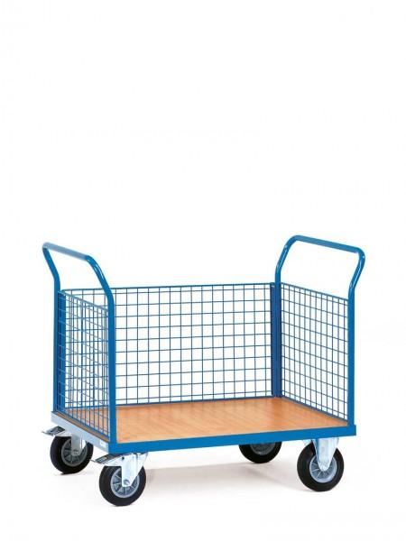Fetra Dreiwandwagen Multivario - Transporter