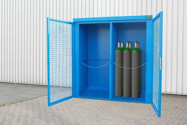 Gasflaschen-Container Typ GFC-B
