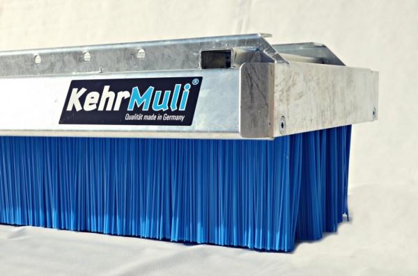 KehrMuli S-2000 mit 9 Borstenreihen