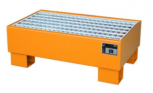 60-Liter-Auffangwanne Typ AW 60-1/M - RAL 2000