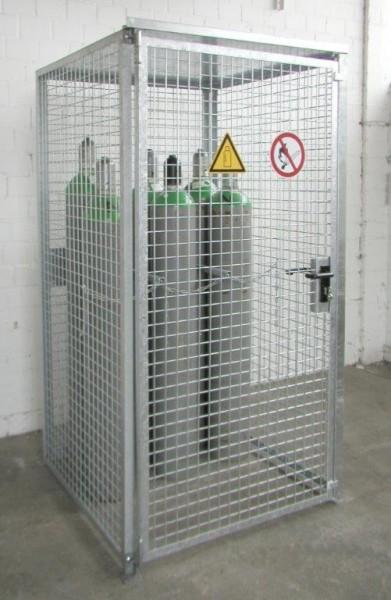 Gasflaschen-Container Typ GFC-M-0-D