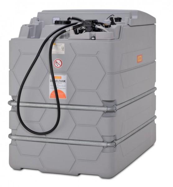 CUBE-Dieseltank Indoor Basic 1500