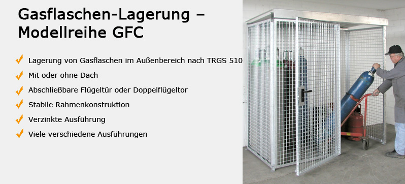 Glasflaschencontainer