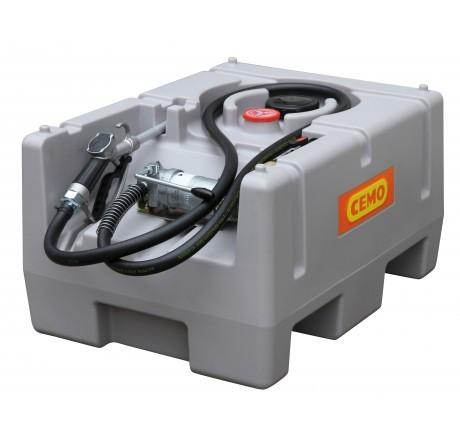 DT-Mobil Easy 200-Liter mit Handpumpe, Zapfventil
