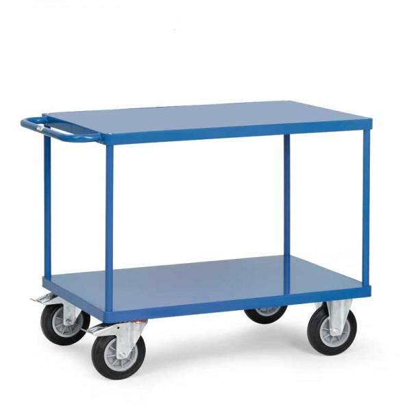 Fetra Tischwagen mit Stahlblechplattformen Typ 2400B