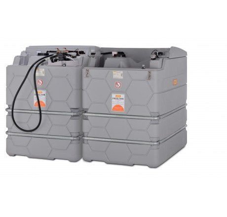 CUBE-Dieseltankanlage Indoor Basic 7500 (Abbildung ähnlich)