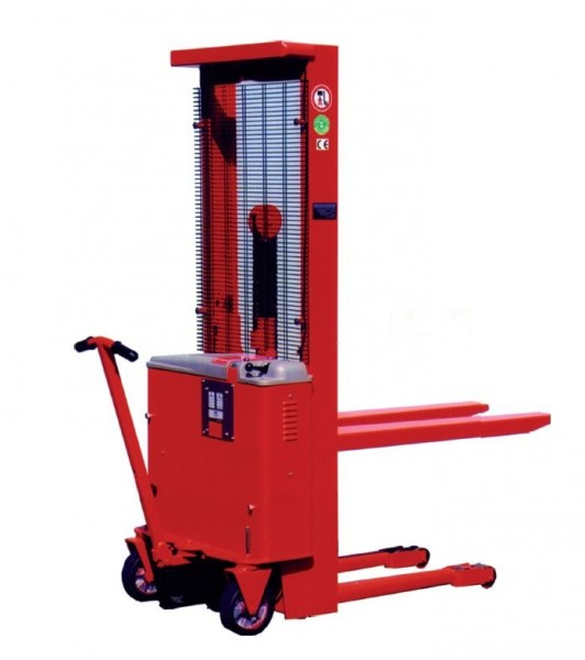 Elektro-Geh-Stapler B10034 / Hand-Elektro-Stapler