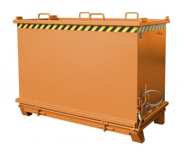 Schüttbehälter Typ SB 2000 - Gelborange RAL 2000
