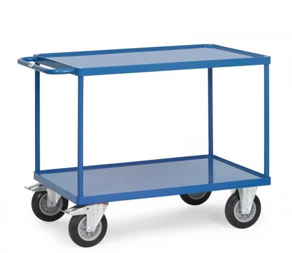 Fetra Tischwagen mit Stahlblechwannen Typ 2400W