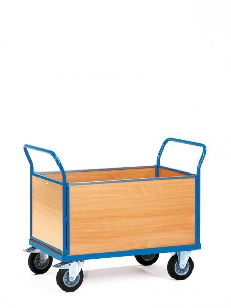 Fetra Vierwandwagen Multivario - Transporter