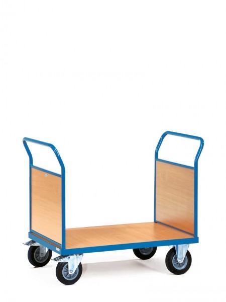 Fetra Doppel - Stirnwandwagen - MultiVario - Transporter