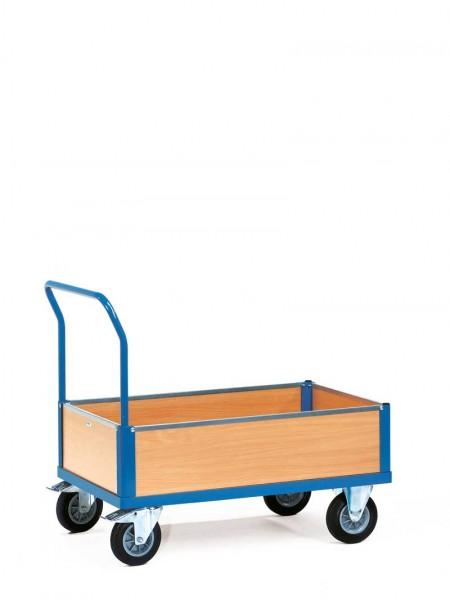 Fetra Kastenwagen Multivario - Transporter