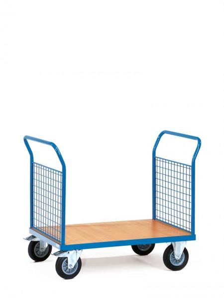Fetra Doppel-Stirnwandwagen - MultiVario - Transporter