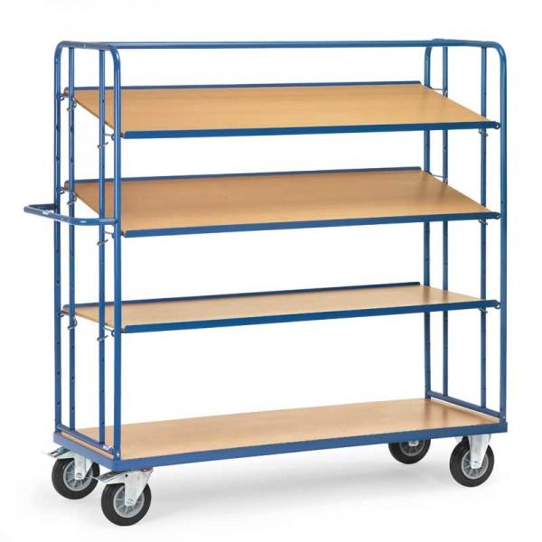 Alu 1 Lagerwagen,Werkstattwagen,Kommissionierwagen,Transportwagen Etagenwagen